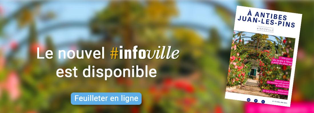 Infoville n° 75 - Avril Mai 2021