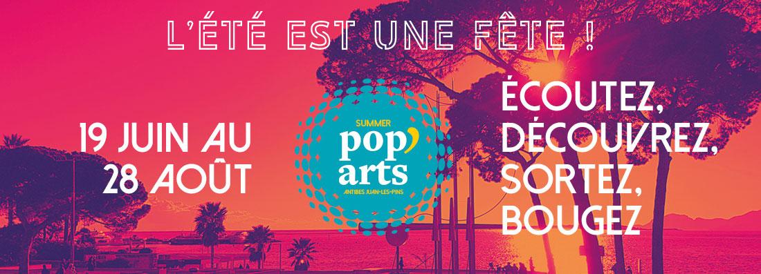 Summer Pop Arts 2021
